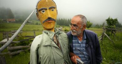 Emekli ormancının hikayesi